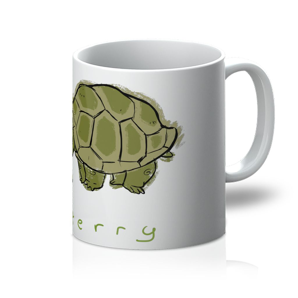 Terry The Tortoise Mug