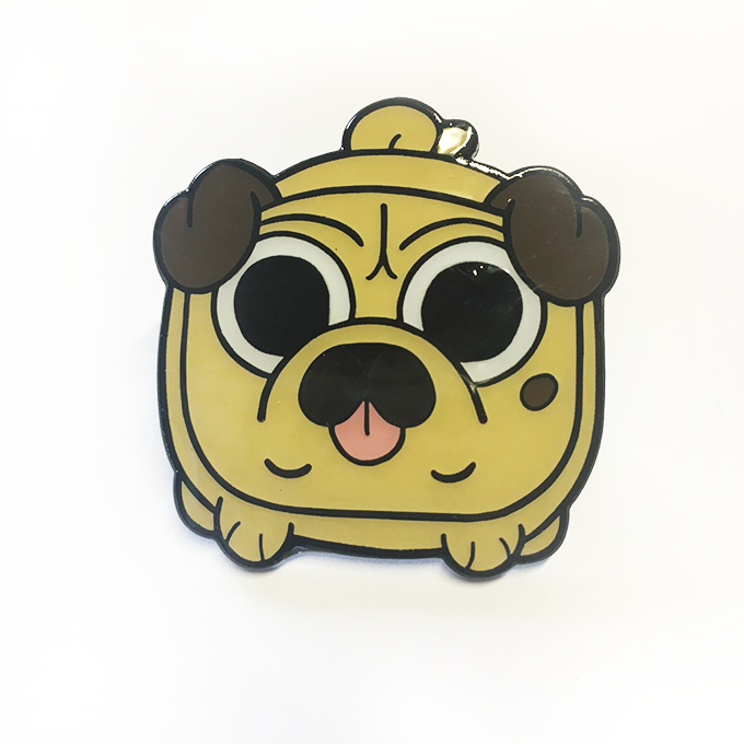 Yogscast Caff Doug Badge
