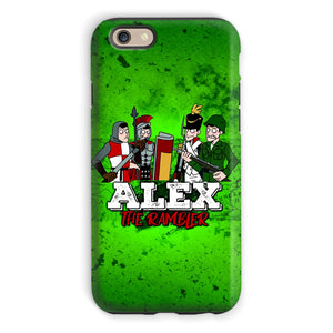 Alex The Rambler Phone Case