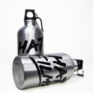 Hat Films Water Bottle