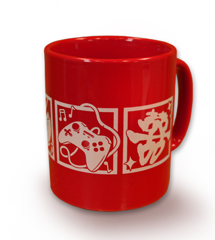 Yogscast: Kim (happiness) Mug
