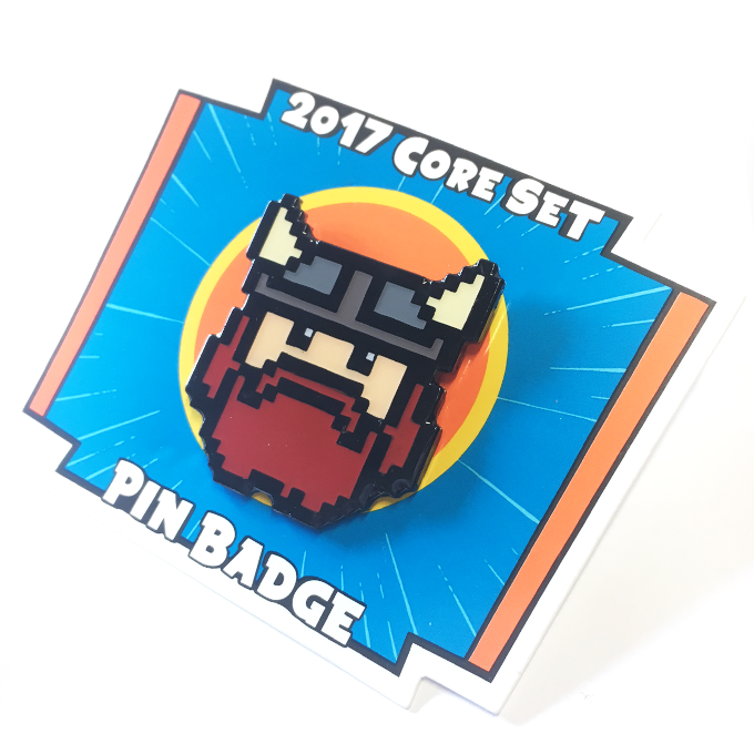 Pixel Honeydew Badge