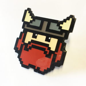 Yogscast Pixel Honeydew Badge