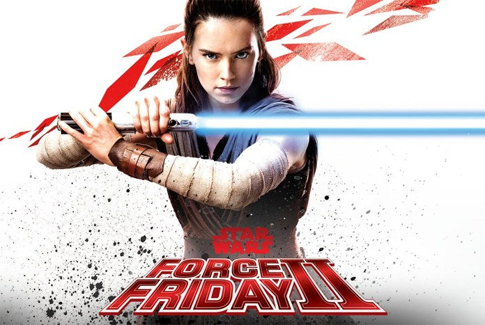 Star Wars Force Friday II is here!