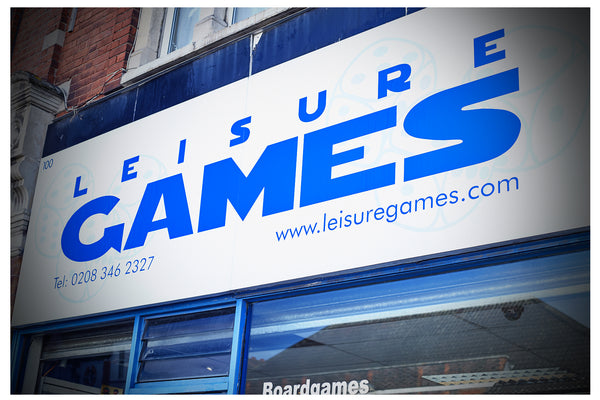 Leisure Games banner