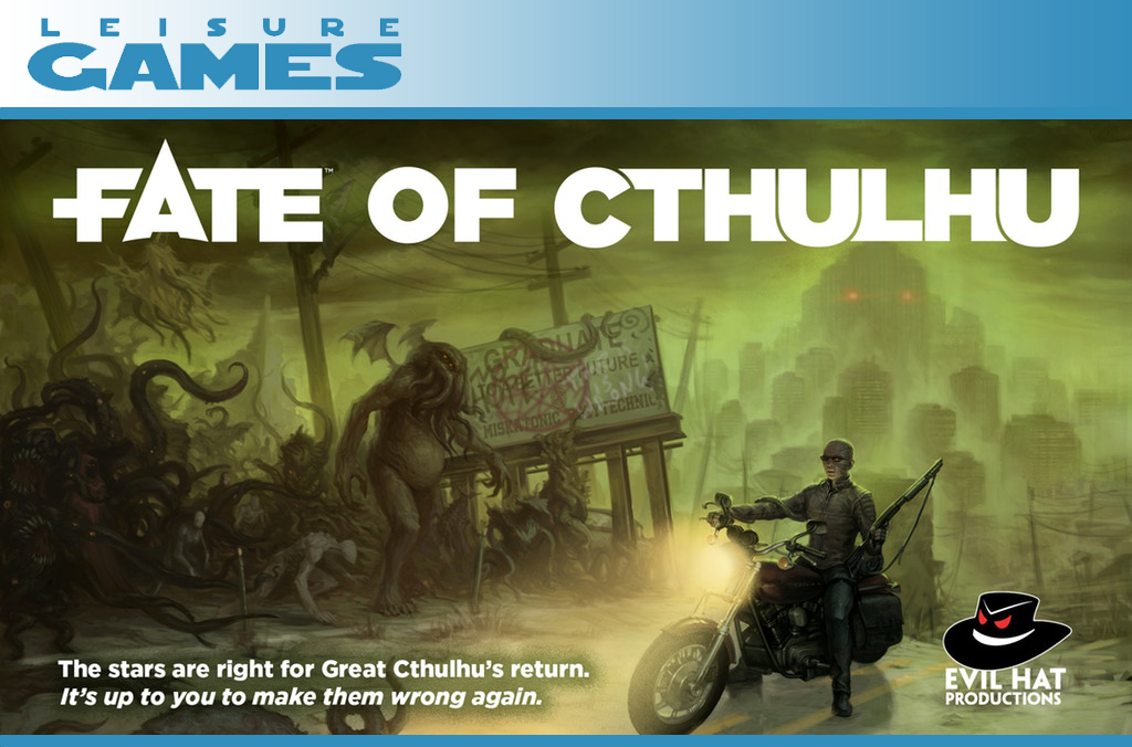 Fate of Cthulhu, Evil Hat LLC