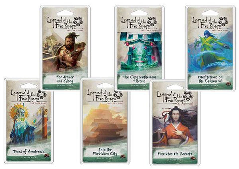 Legend of Five Rings Imperial Cycle