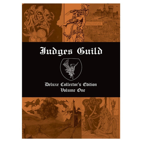Judges Guild Deluxe Oversized Collector`s Edition