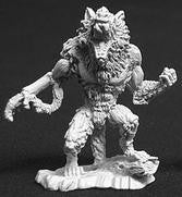02132�Zombie Werewolf (43mm) - Leisure Games