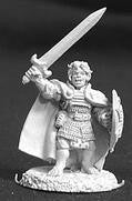 02531 Dobbin Sackville, Halfling Warrior - Leisure Games