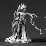 03361 Shaeress Nashanneth, Dark Elf Queen - Leisure Games