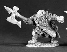 03386 Thorvald, Dwarf Hero - Leisure Games