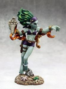 03631 Quoralei, Female Sea Elf Bard - Leisure Games