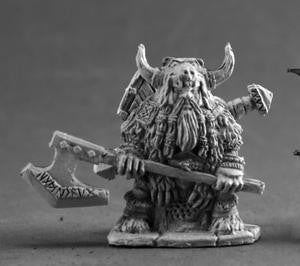 03690 Dwarf Bodyguard - Leisure Games