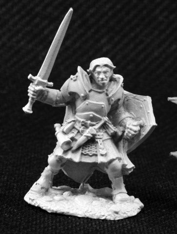 03804 Rhaegar, Male Fighter - Leisure Games