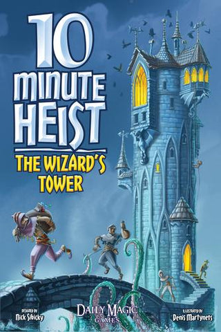 10 Minute Heist: The Wizard's Tower - Leisure Games
