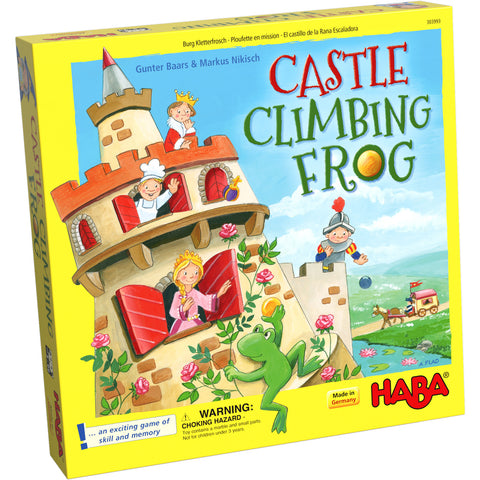 Castle Climbing Frog - Leisure Games