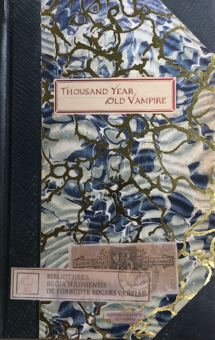 Thousand Year Old Vampire 2nd Printing