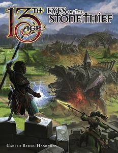 13th Age: Eyes of the Stone Thief + complimentary PDF - Leisure Games