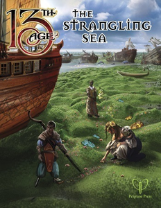 13th Age: The Strangling Sea + complimentary PDF - Leisure Games