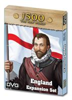 1500 New World expansions DVG Dan Verssen Games