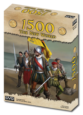 1500: The New World - Leisure Games