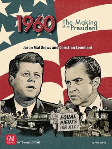 1960: The Making of the President - Leisure Games