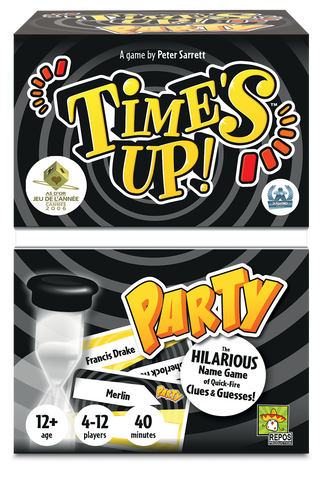 Time's Up! Party (UK Edition)