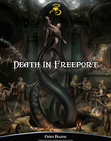 Shadow of the Demon Lord: Death in Freeport