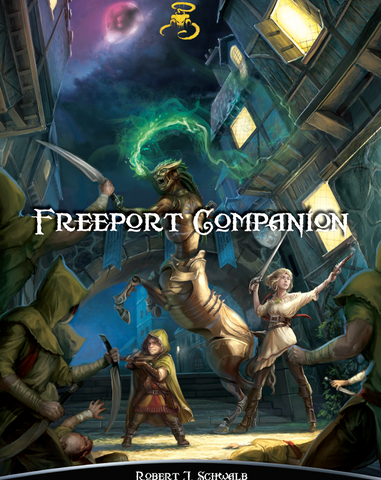 Shadow of the Demon Lord: Freeport Companion