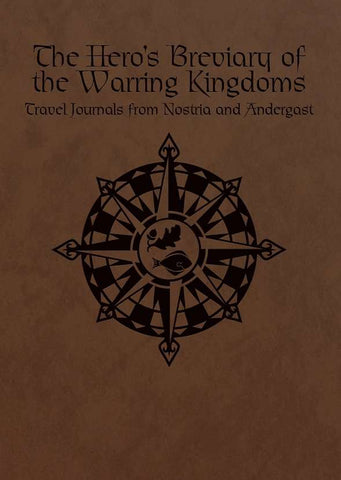 The Dark Eye RPG: Hero's Breviary of the Warring Kingdoms