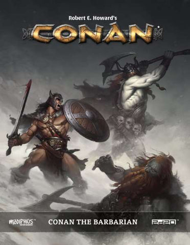 Conan: the Barbarian + complimentary PDF