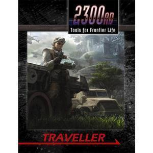 Traveller 2300AD: Tools for Frontier Living + complimentary PDF