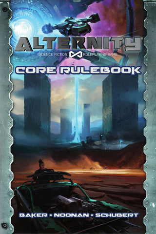 Alternity (Hardback) - Leisure Games