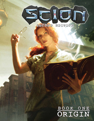 Scion 2nd Edition - Book One: Origin