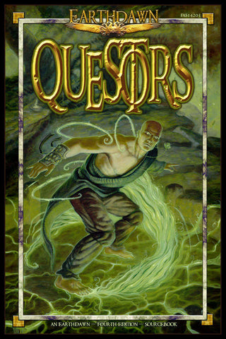 Earthdawn 4th Edition: Questors (FASA)