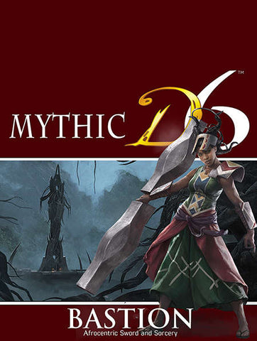 Mythic RPG: Bastion