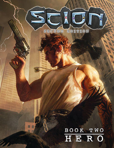 Scion 2nd Edition - Book Two: Hero