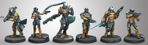 280384-0583 Imperial Service (Yu Jing Sectorial Starter Pack) - Leisure Games