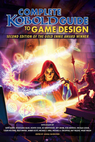 Complete Kobold Guide to Game Design 2nd Edition