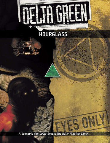 Delta Green: Hourglass + complimentary PDF