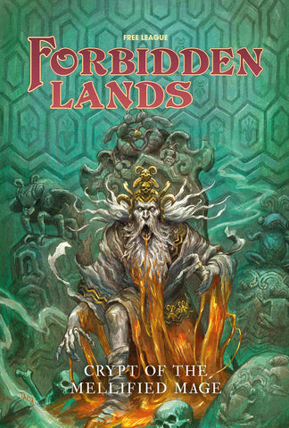 Forbidden Lands: Crypt of the Mellified Mage + complimentary PDF