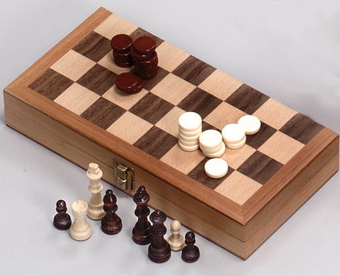 Tournament Chess & Checkers (Draughts)