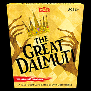 Dungeons & Dragons: The Great Dalmuti (expected in stock on 24th November)