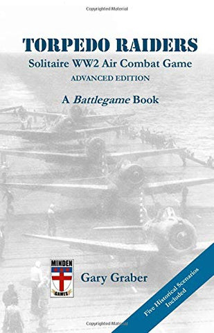 Torpedo Raiders: Solitaire WW2 Air Combat Game, Advanced Edition