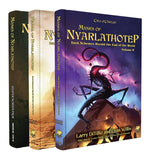 Call of Cthulhu: Masks of Nyarlathotep Slip Case Edition (2018) + complimentary PDF - Leisure Games