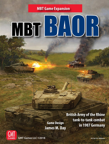 BAOR: MBT Expansion - Leisure Games
