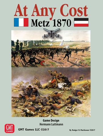 At Any Cost: Metz 1870 - Leisure Games