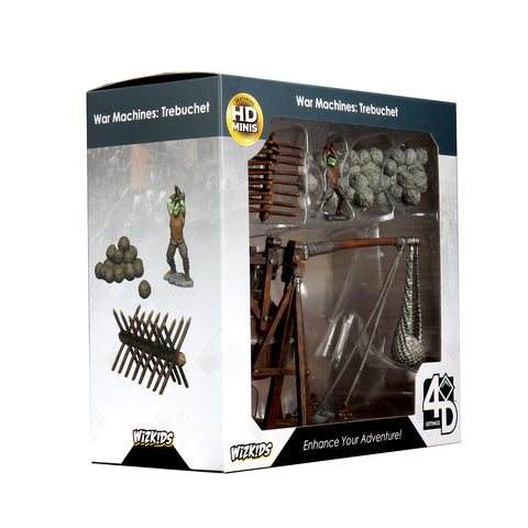 WZK75002: WizKids 4D Settings: War Machines: Trebuchet