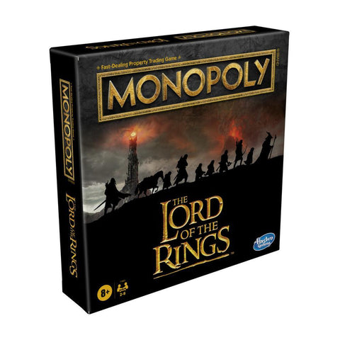 Monopoly Lord Of The Rings (expected in stock on 20th April)